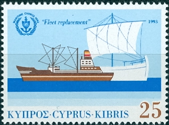 Cyprus (Kibris)- A complete list of mint, never hinged